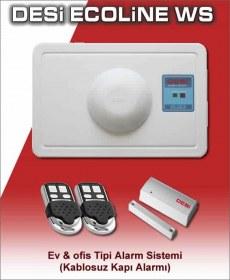 Desi Ecoline HS103W Kablosuz Kapı Alarmı