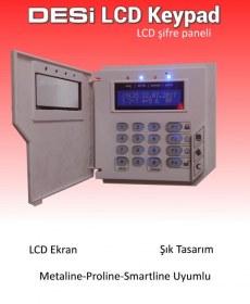 Desi LCD Keypad Dokunmatik