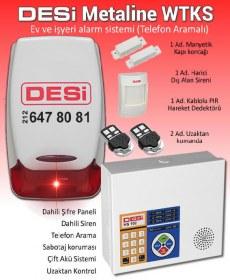 Desi Metaline WTKS HS102 Alarm Sistemi
