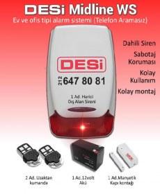 Desi Midline WS Alarm