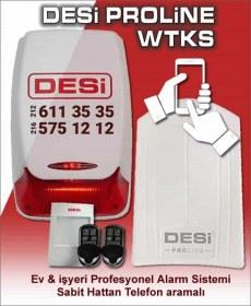 Desi Proline WTKS Alarm Sistemi