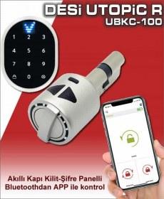 Desi Utopic R UBKC 100 Şifre Panelli Akıllı Kapı Kilit