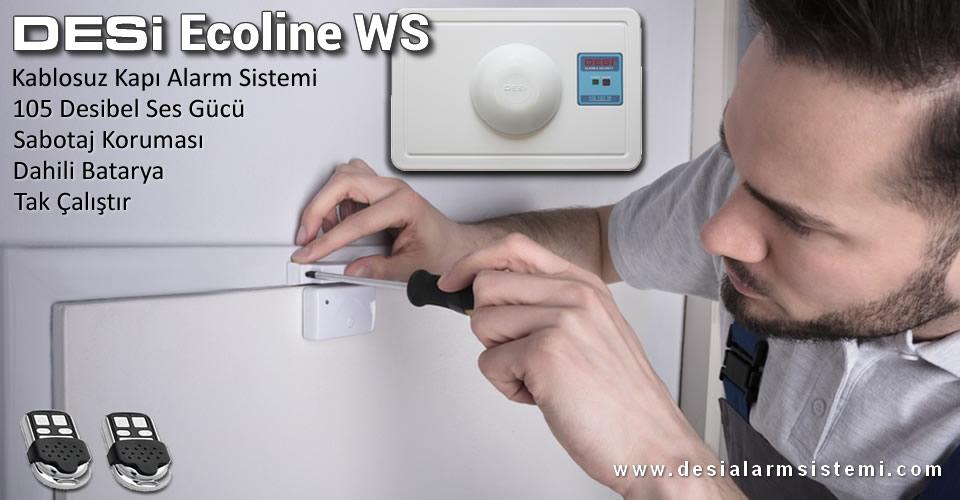 En uygun Fiyatlı Kablosuz Kapı Alarm Sistemi