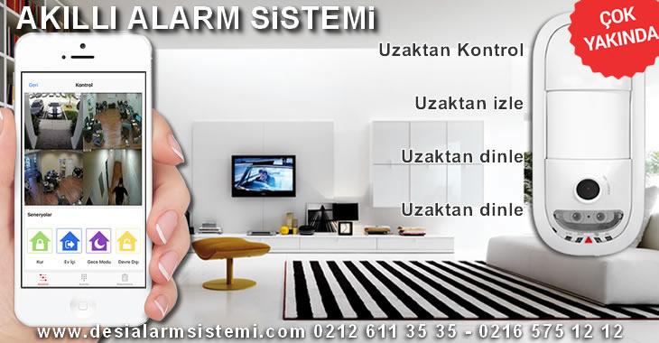 Güvenlik Alarm ve Kamera sistemleri
