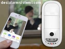 Kameralı Alarm Sistemleri