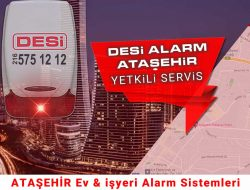 Desi Alarm Ataşehir