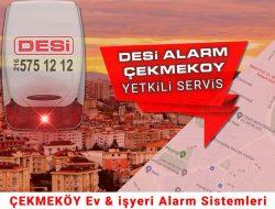 Desi Alarm Çekmeköy