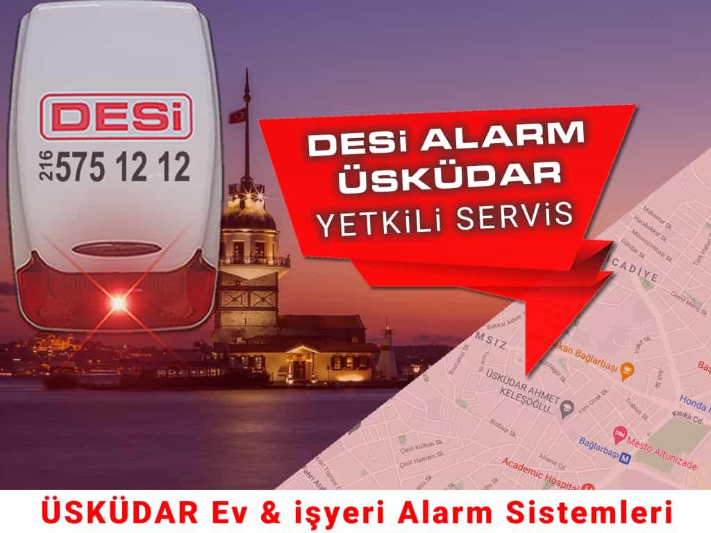 İstanbul Desi Alarm Üsküdar