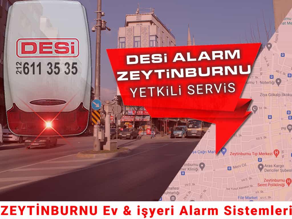 Zeytinburnu Desi Alarm